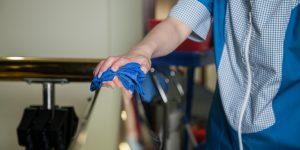 Unterhaltsreinigung durch die Reinigungsfirma Lüdenscheid: Clean Advance